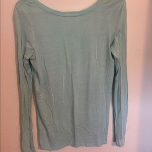 Open back long sleeve Aerie shirt